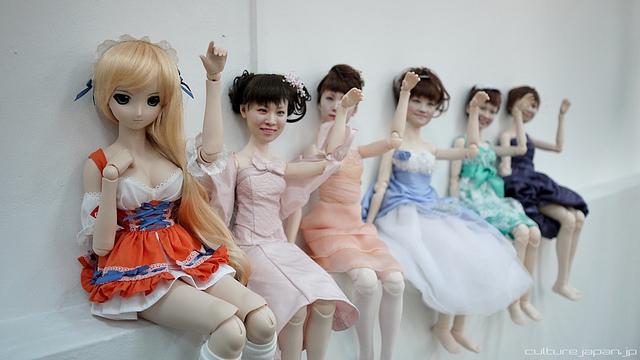 Куклы 1 в 1 как человек