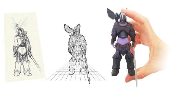 As fantásticas impressoras e canetas 3D