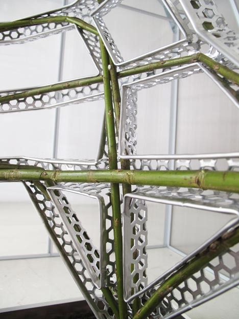 Designer Werner Aisslinger Grows A Chair In His Greenhouse  The Creators Pro...