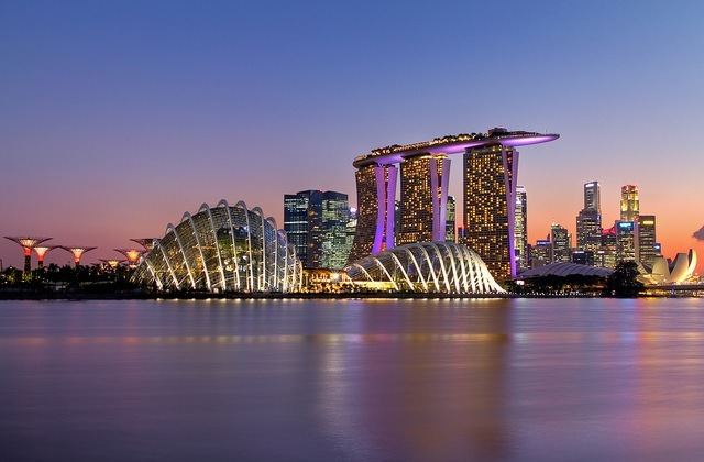 the transformation of singapore into a city in the garden Front spearing the transformation of singapore's central business district, guoco tower at tanjong pagar centre will further elevate the stature of the city's skyline and the businesses located within it.