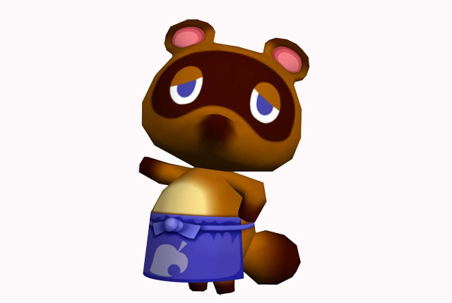 Tom Nook detail em The Perfect MMO   A Guide to Creating it