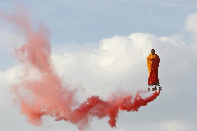 Associated Press fait entrer Li Wei dans son top des meilleures photos de 2012