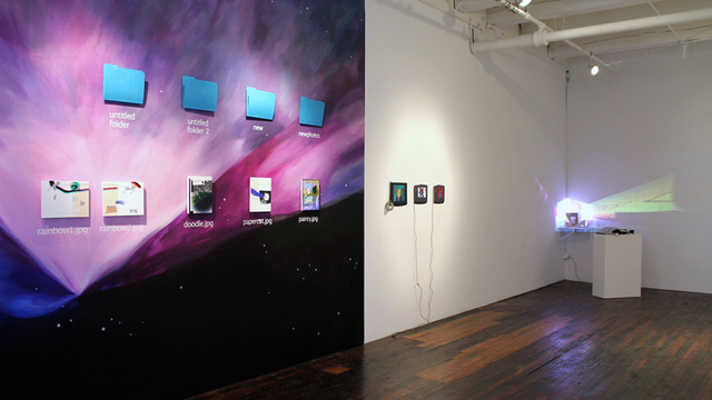 TRANSFER Gallery Attempts To Crack The Digital Art Dilemma | The Creators Project